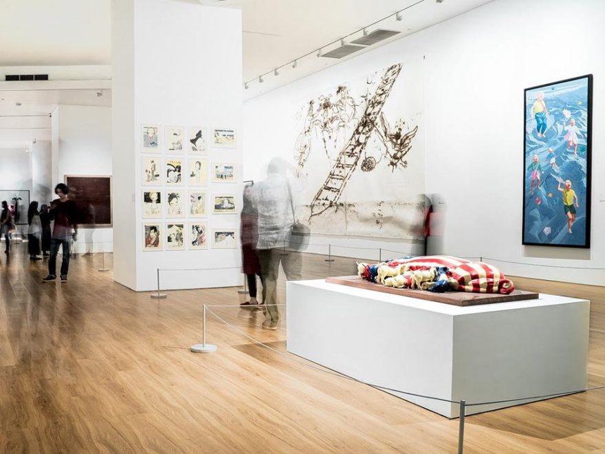 isi museum macan jakarta