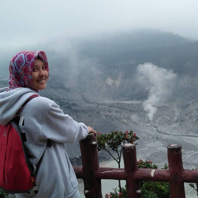 Gunung Tangkuban Perahu Bandung, Wisata Alam Penuh Sejarah