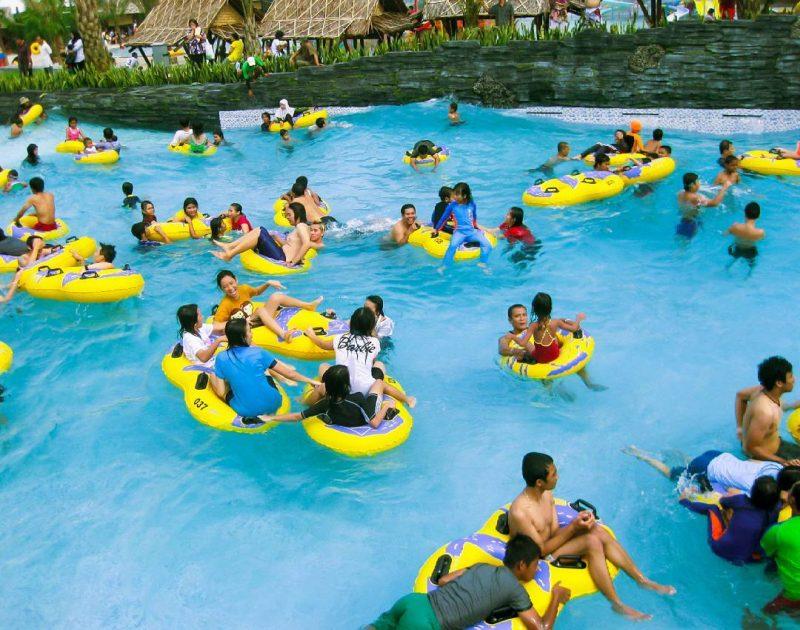 foto teejay waterpark tasikmalaya