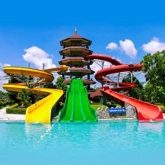 gambar teejay waterpark tasikmalaya
