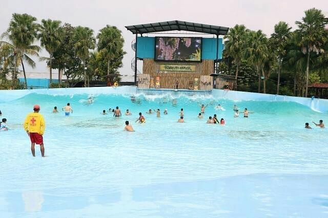 harga tiket masuk hawai waterpark malang terbaru