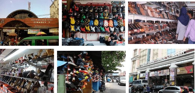 foto pasar cibaduyut bandung