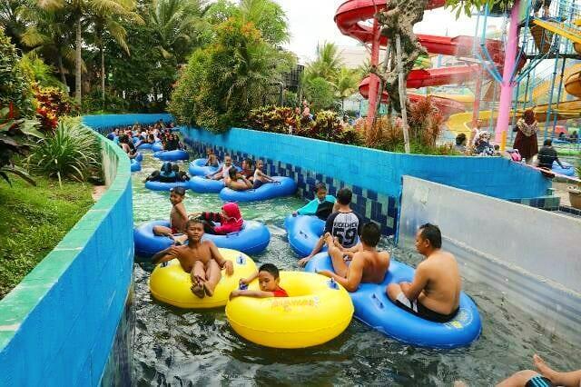 wahana hawai waterpark malang