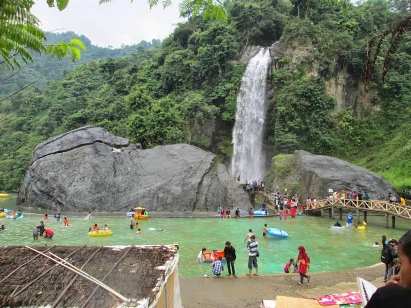 gambar lokasi sentul paradise park curug bidadari